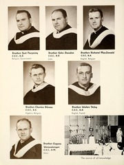Page 14, 1957 Edition, Cathedral High School - Cathedran Yearbook (Indianapolis, IN) online yearbook collection