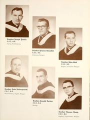 Page 15, 1957 Edition, Cathedral High School - Cathedran Yearbook (Indianapolis, IN) online yearbook collection