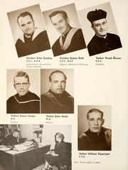 Page 16, 1957 Edition, Cathedral High School - Cathedran Yearbook (Indianapolis, IN) online yearbook collection