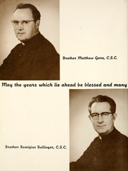 Page 8, 1957 Edition, Cathedral High School - Cathedran Yearbook (Indianapolis, IN) online yearbook collection