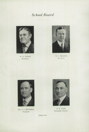 Page 10, 1925 Edition, Salem High School - Lyon Yearbook (Salem, IN) online yearbook collection