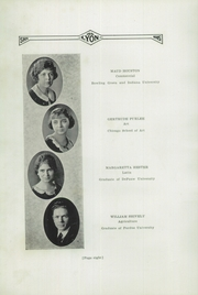 Page 12, 1925 Edition, Salem High School - Lyon Yearbook (Salem, IN) online yearbook collection