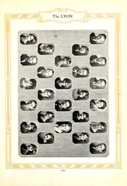 Page 13, 1926 Edition, Salem High School - Lyon Yearbook (Salem, IN) online yearbook collection