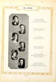 Page 16, 1926 Edition, Salem High School - Lyon Yearbook (Salem, IN) online yearbook collection