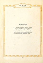 Page 6, 1926 Edition, Salem High School - Lyon Yearbook (Salem, IN) online yearbook collection