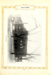 Page 9, 1926 Edition, Salem High School - Lyon Yearbook (Salem, IN) online yearbook collection