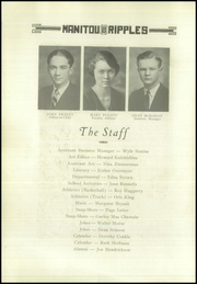 Page 10, 1923 Edition, Rochester High School - Manitou Ripples Yearbook (Rochester, IN) online yearbook collection