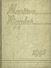 Page 1, 1940 Edition, Rochester High School - Manitou Ripples Yearbook (Rochester, IN) online yearbook collection