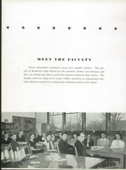 Page 16, 1942 Edition, Rochester High School - Manitou Ripples Yearbook (Rochester, IN) online yearbook collection