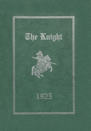 1925 Edition, Knightstown High School - Galaxy Yearbook (Knightstown, IN)