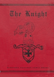 1947 Edition, Knightstown High School - Galaxy Yearbook (Knightstown, IN)