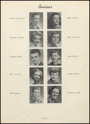 Page 11, 1951 Edition, Knightstown High School - Galaxy Yearbook (Knightstown, IN) online yearbook collection