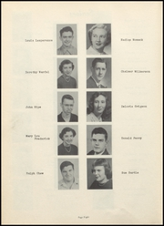 Page 12, 1951 Edition, Knightstown High School - Galaxy Yearbook (Knightstown, IN) online yearbook collection