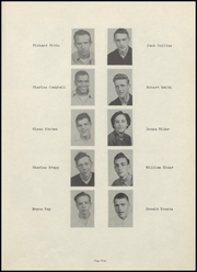 Page 13, 1951 Edition, Knightstown High School - Galaxy Yearbook (Knightstown, IN) online yearbook collection