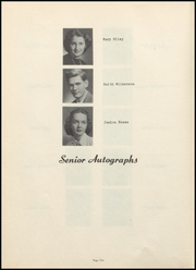Page 14, 1951 Edition, Knightstown High School - Galaxy Yearbook (Knightstown, IN) online yearbook collection