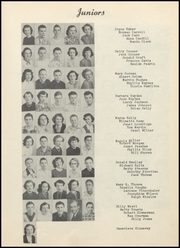 Page 17, 1951 Edition, Knightstown High School - Galaxy Yearbook (Knightstown, IN) online yearbook collection