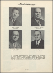 Page 7, 1951 Edition, Knightstown High School - Galaxy Yearbook (Knightstown, IN) online yearbook collection