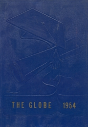 1954 Edition, Knightstown High School - Galaxy Yearbook (Knightstown, IN)