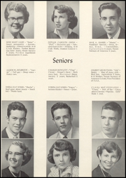 Page 11, 1955 Edition, Knightstown High School - Galaxy Yearbook (Knightstown, IN) online yearbook collection