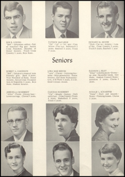 Page 12, 1955 Edition, Knightstown High School - Galaxy Yearbook (Knightstown, IN) online yearbook collection
