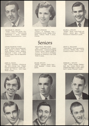 Page 13, 1955 Edition, Knightstown High School - Galaxy Yearbook (Knightstown, IN) online yearbook collection