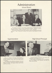 Page 6, 1955 Edition, Knightstown High School - Galaxy Yearbook (Knightstown, IN) online yearbook collection