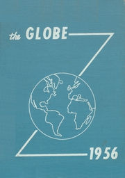 1956 Edition, Knightstown High School - Galaxy Yearbook (Knightstown, IN)