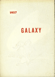 1957 Edition, Knightstown High School - Galaxy Yearbook (Knightstown, IN)