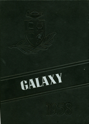 Page 1, 1958 Edition, Knightstown High School - Galaxy Yearbook (Knightstown, IN) online yearbook collection