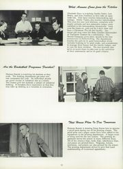 Page 16, 1958 Edition, Knightstown High School - Galaxy Yearbook (Knightstown, IN) online yearbook collection
