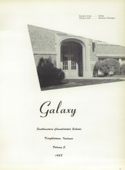 Page 5, 1958 Edition, Knightstown High School - Galaxy Yearbook (Knightstown, IN) online yearbook collection