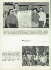Page 8, 1958 Edition, Knightstown High School - Galaxy Yearbook (Knightstown, IN) online yearbook collection