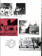 Page 8, 1965 Edition, Knightstown High School - Galaxy Yearbook (Knightstown, IN) online yearbook collection