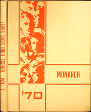 1970 Edition, Cass High School - Monarch Yearbook (Walton, IN)