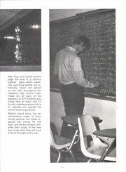 Page 11, 1969 Edition, Lakeland High School - Mirage Yearbook (LaGrange, IN) online yearbook collection