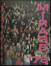 Page 1, 1976 Edition, Lakeland High School - Mirage Yearbook (LaGrange, IN) online yearbook collection