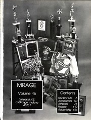 Page 7, 1980 Edition, Lakeland High School - Mirage Yearbook (LaGrange, IN) online yearbook collection