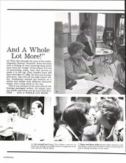 Page 10, 1981 Edition, Lakeland High School - Mirage Yearbook (LaGrange, IN) online yearbook collection