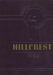 1955 Edition, Paoli High School - Hillcrest Yearbook (Paoli, IN)