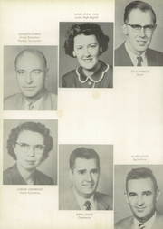 Page 10, 1955 Edition, Paoli High School - Hillcrest Yearbook (Paoli, IN) online yearbook collection