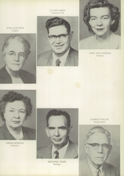 Page 11, 1955 Edition, Paoli High School - Hillcrest Yearbook (Paoli, IN) online yearbook collection