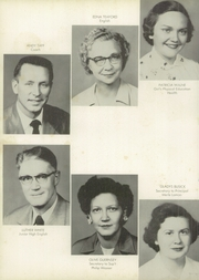 Page 12, 1955 Edition, Paoli High School - Hillcrest Yearbook (Paoli, IN) online yearbook collection