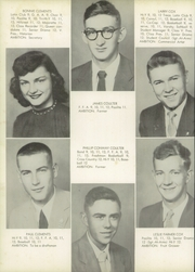 Page 16, 1955 Edition, Paoli High School - Hillcrest Yearbook (Paoli, IN) online yearbook collection