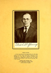 Page 11, 1924 Edition, Manchester High School - Crest Yearbook (North Manchester, IN) online yearbook collection