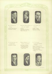 Page 14, 1930 Edition, Manchester High School - Crest Yearbook (North Manchester, IN) online yearbook collection