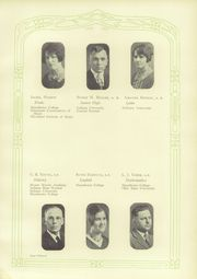 Page 15, 1930 Edition, Manchester High School - Crest Yearbook (North Manchester, IN) online yearbook collection