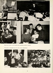 Page 12, 1958 Edition, Manchester High School - Crest Yearbook (North Manchester, IN) online yearbook collection