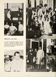 Page 16, 1958 Edition, Manchester High School - Crest Yearbook (North Manchester, IN) online yearbook collection