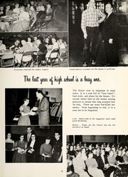 Page 17, 1958 Edition, Manchester High School - Crest Yearbook (North Manchester, IN) online yearbook collection