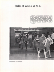 Page 10, 1968 Edition, Shenandoah High School - Raider Yearbook (Middletown, IN) online yearbook collection
